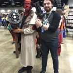 Me and Hellboy