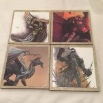 Dnd Coasters