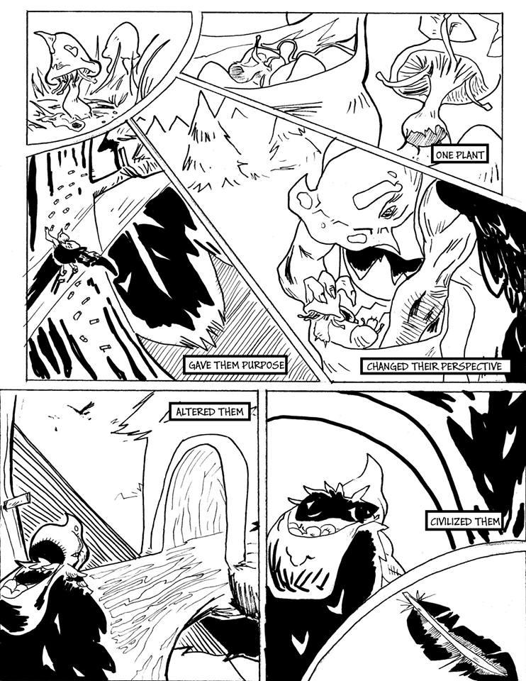 College Beast Comic – 03