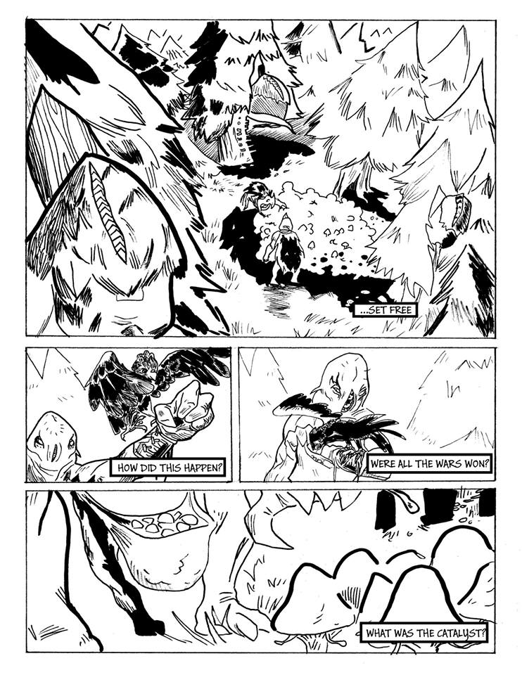 College Beast Comic – 02